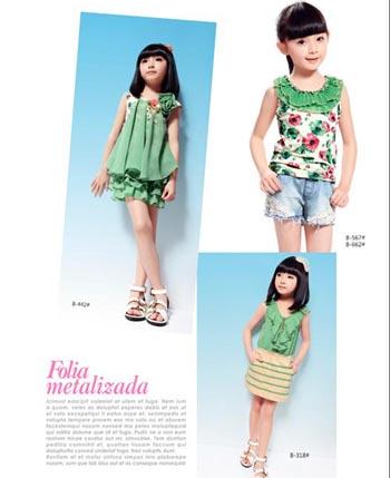 柏惠信子童装产品图(4)