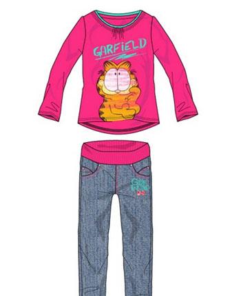 加菲猫童装产品形象图(4)
