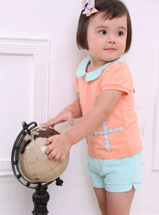 杰西凯童装产品