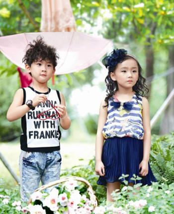 �子童装产品图(4)