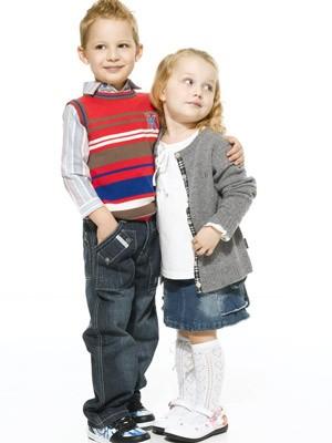 海尔兄弟童装产品