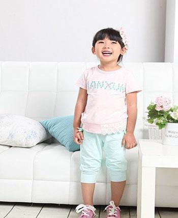 衣实在行童装产品