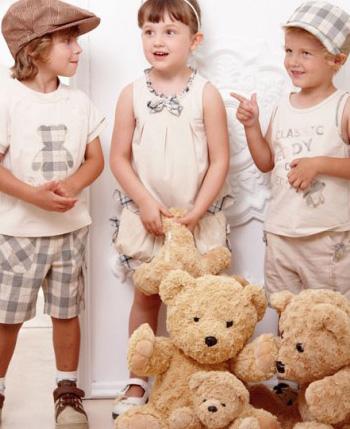 精典泰迪童装产品图(2)