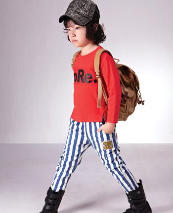 巴拉邦童装产品