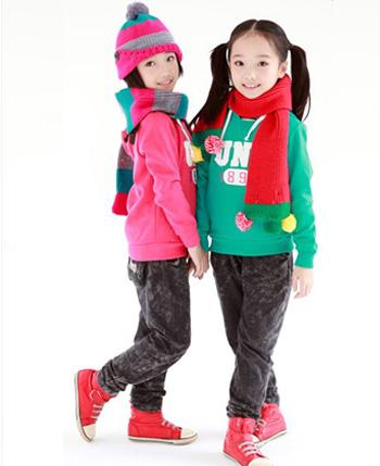 幽妮蔻童装产品