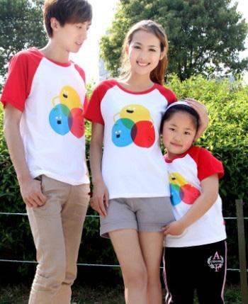 E彩彩图童装产品