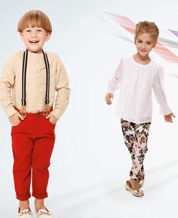 木子童装产品