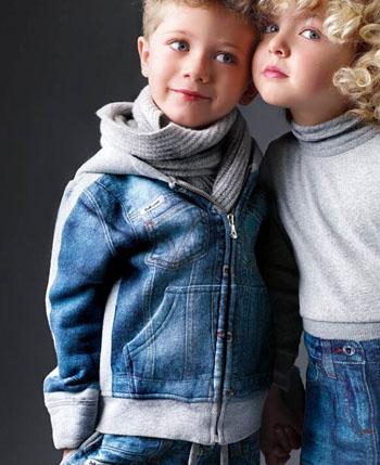 D&G童装产品