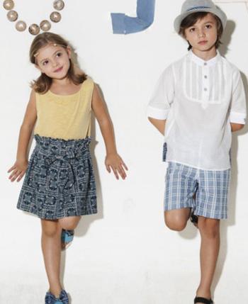 优加童装产品