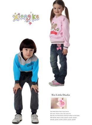香柯童装产品图(5)