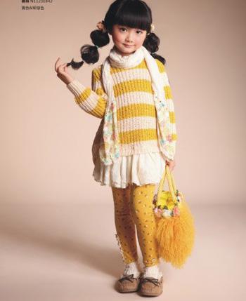 桃乐市童装产品