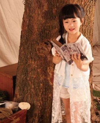 木藤屋童装产品图