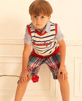无悠空间童装产品