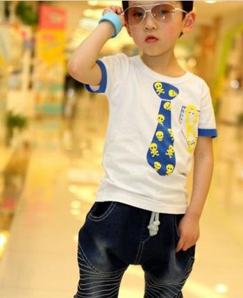 熊贝儿童装产品