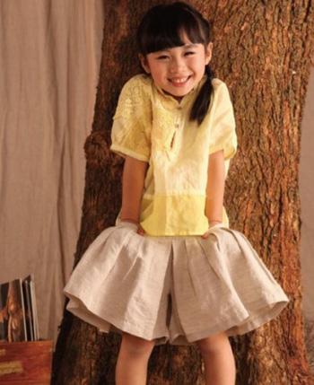木藤屋童装产品