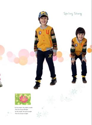 香柯童装产品图(4)