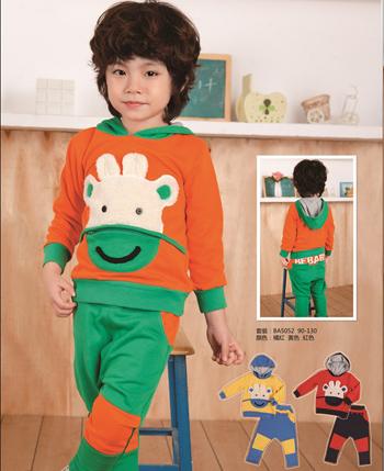 福童宝贝童装产品