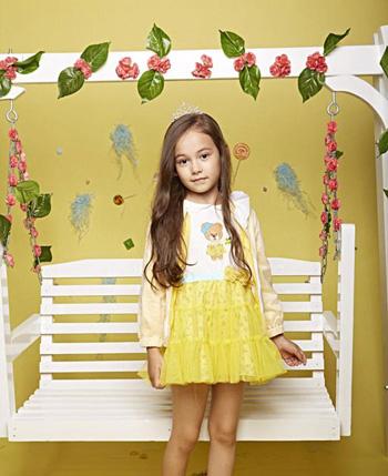 流浪熊童装品牌2015年春夏(6)