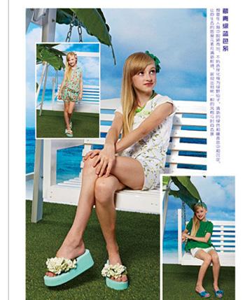 流浪熊童装品牌2015年春夏(8)