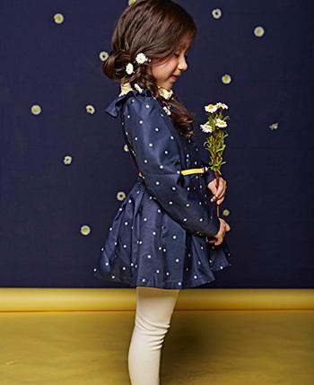 流浪熊童装品牌2015年春夏