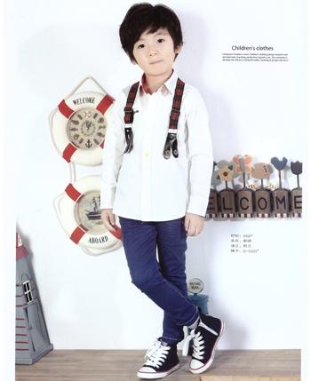 萨米奇童装产品