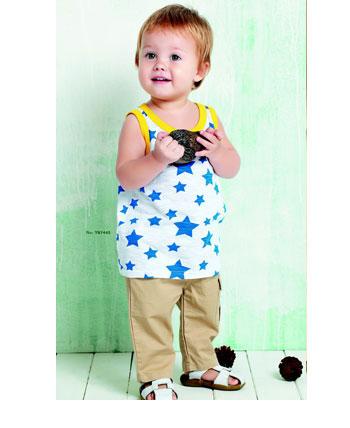 婴蓓乐童装产品
