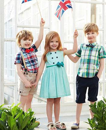 four lads童装产品