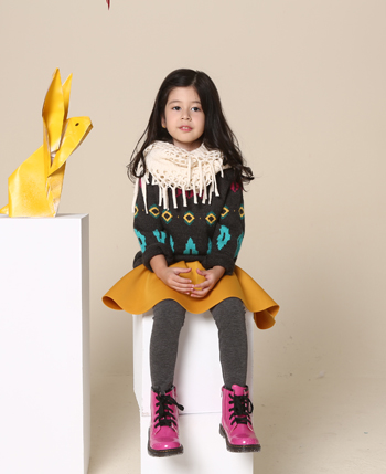 威斯米童装产品