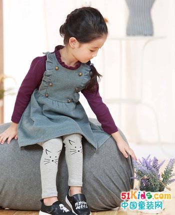 皇室童缘童装产品