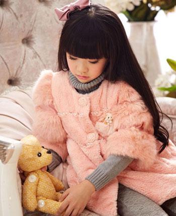 丹尼熊童装产品
