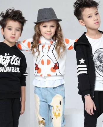 男生女生童装产品