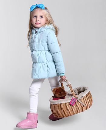波姆熊童装产品