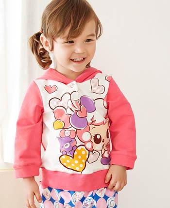 澳恬童装产品