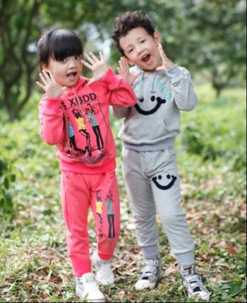 熊宝豆丁童装产品