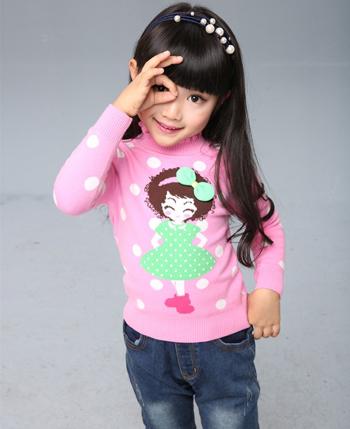 贝蕾地童装产品展示