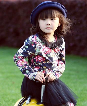杰米杰妮童装产品