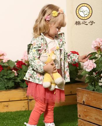 棉之子婴童装2016春夏产品