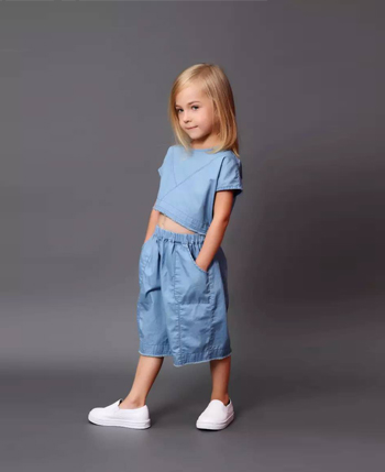Edo一度童装产品