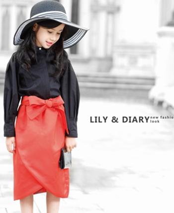莉莉日记童装2016春夏款