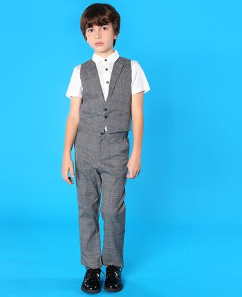 伊顿风尚童装产品