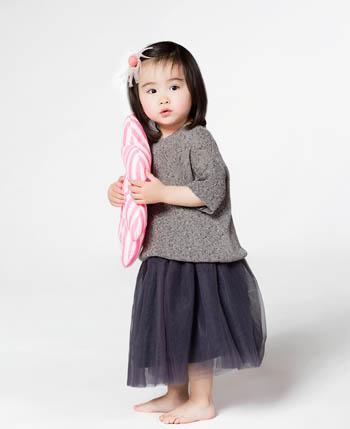 潮宝工场童装产品