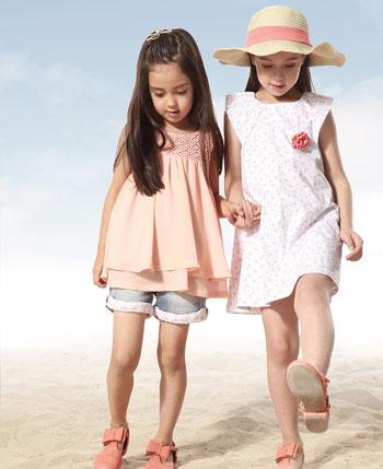 辛巴娜娜童装产品
