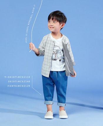 MACMIOCO童装产品