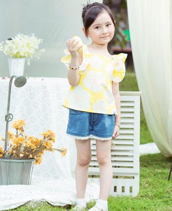 淘帝童装2016夏季新品