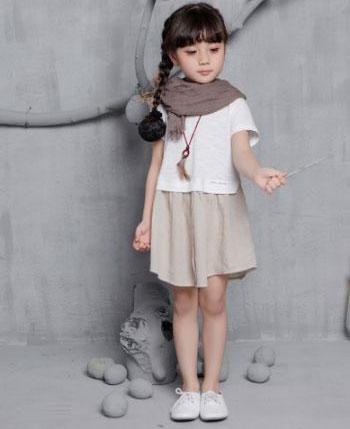 安米莉童装2016夏季新品