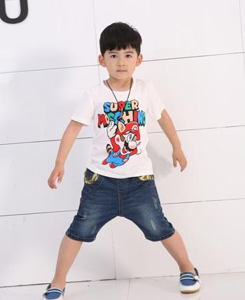 007童品童装产品展示