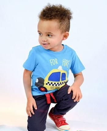 米诺特婴幼童装产品图