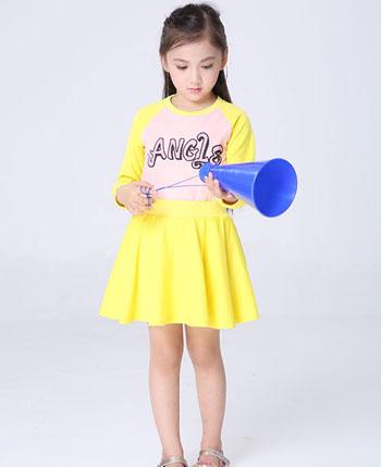 小猪芭那童装产品展示