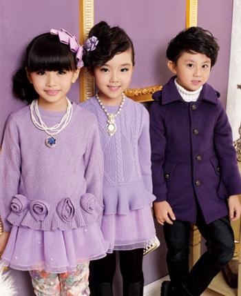 广州世纪童话品牌童装