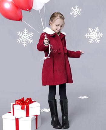 水孩儿童装2016秋冬新品